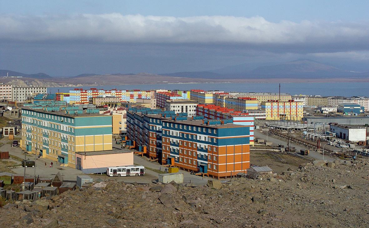 Анадырь, Чукотский автономный округ
