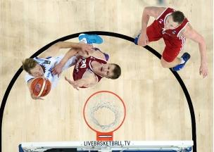 Россия баскетбол
