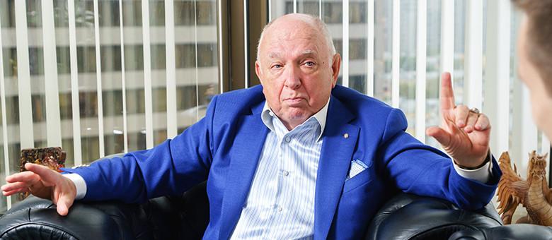 Основатель ГК «Алор» Анатолий Гавриленко