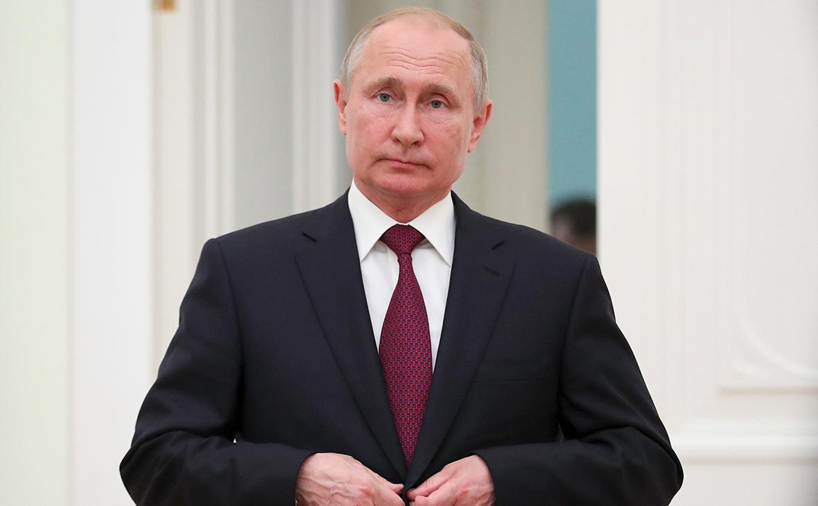 Ложная сенсация про упавший рейтинг Путина