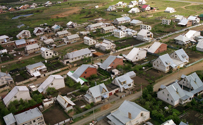 Дачный поселок