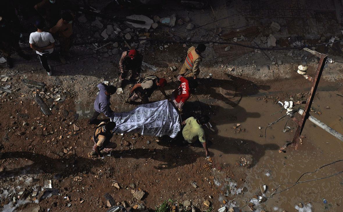 Фото: Akhtar Soomro / Reuters