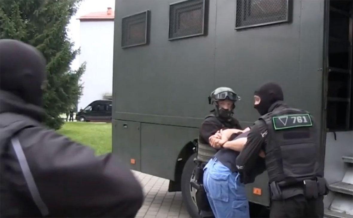 Фото: скриншот из видеосюжета «Беларусь 1»