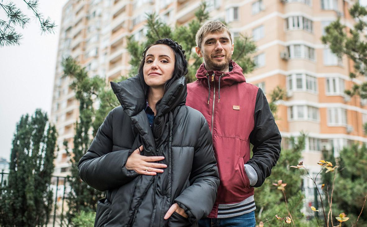 Юрий и Валентина Булатовы