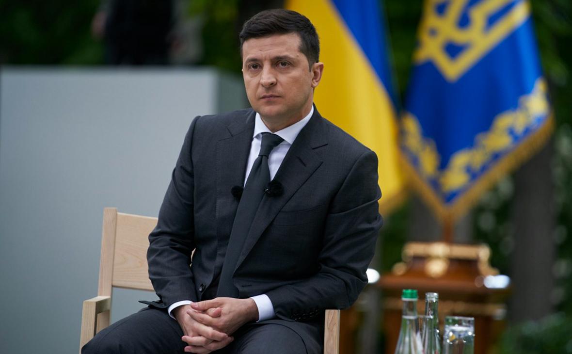 Зеленского не пригласили на парад Победы в России