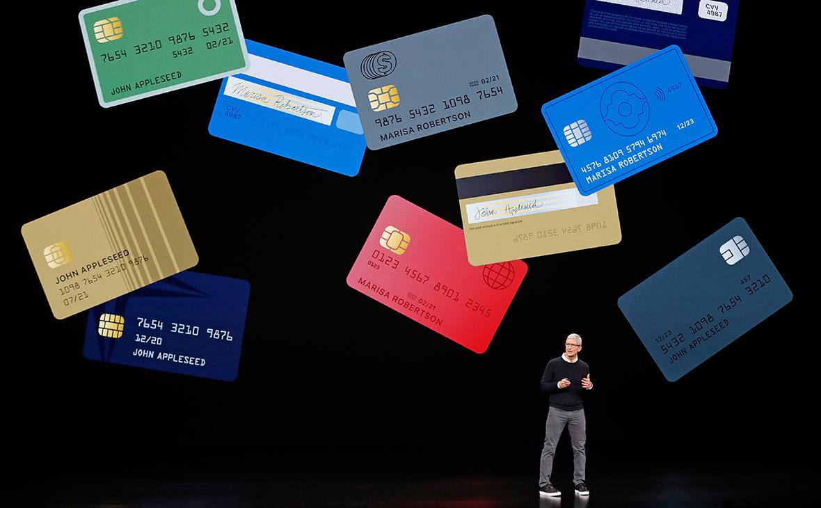 Глава компании Apple ТимКук
