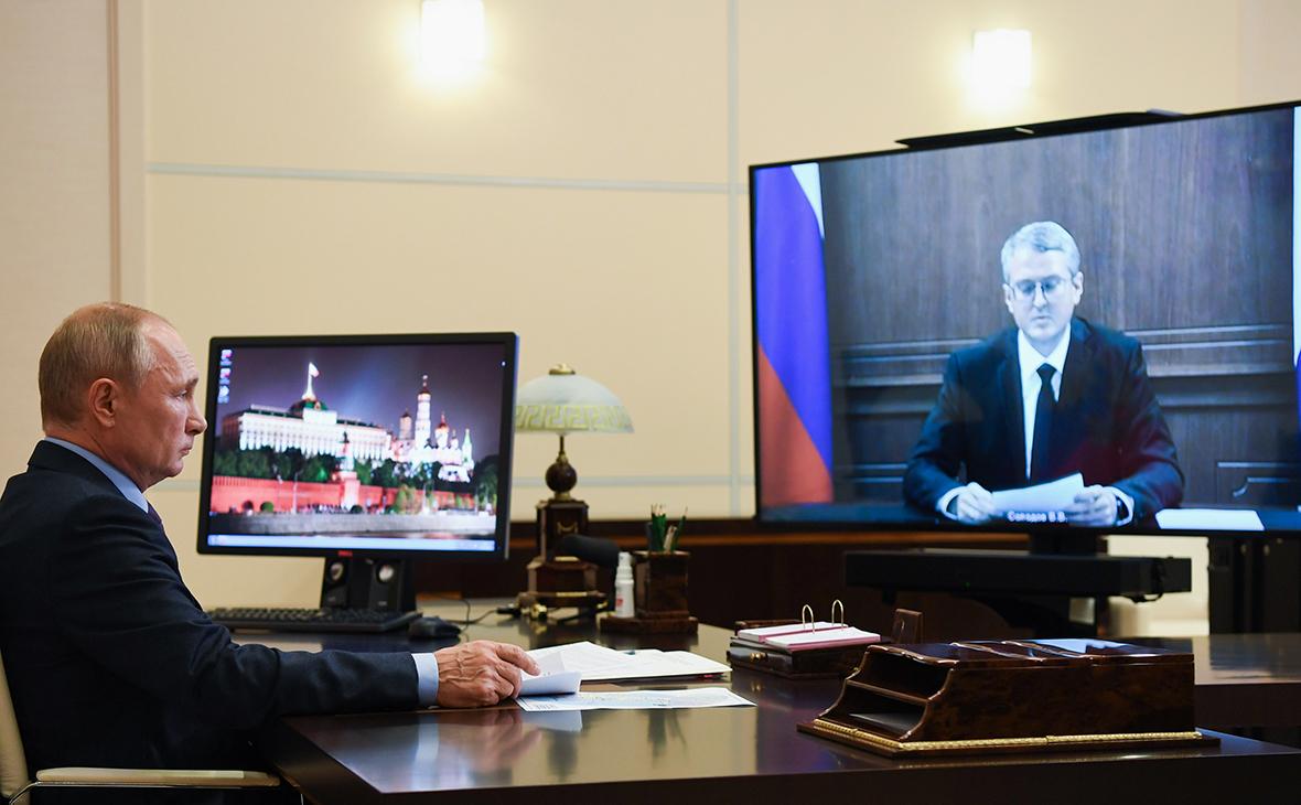 Путин потребовал «внимательно посмотреть» на монополистов на Камчатке
