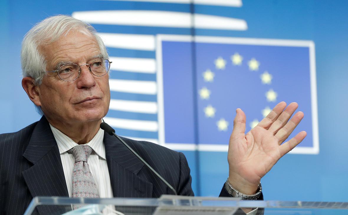 Брюссель принципиально одобрил санкции против Белоруссии и России