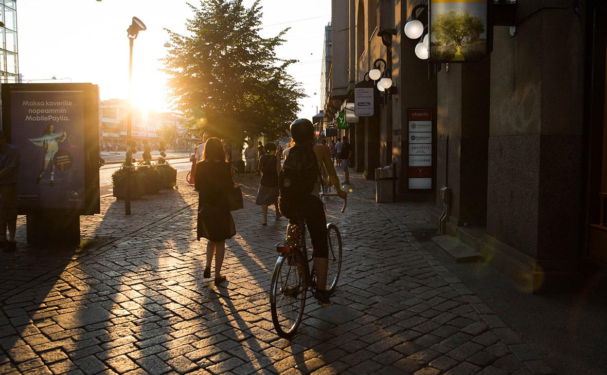 Finlandia encabeza la clasificación de los países más felices del mundo :: Sociedad :: RBC
