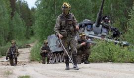 Финские военнослужащие