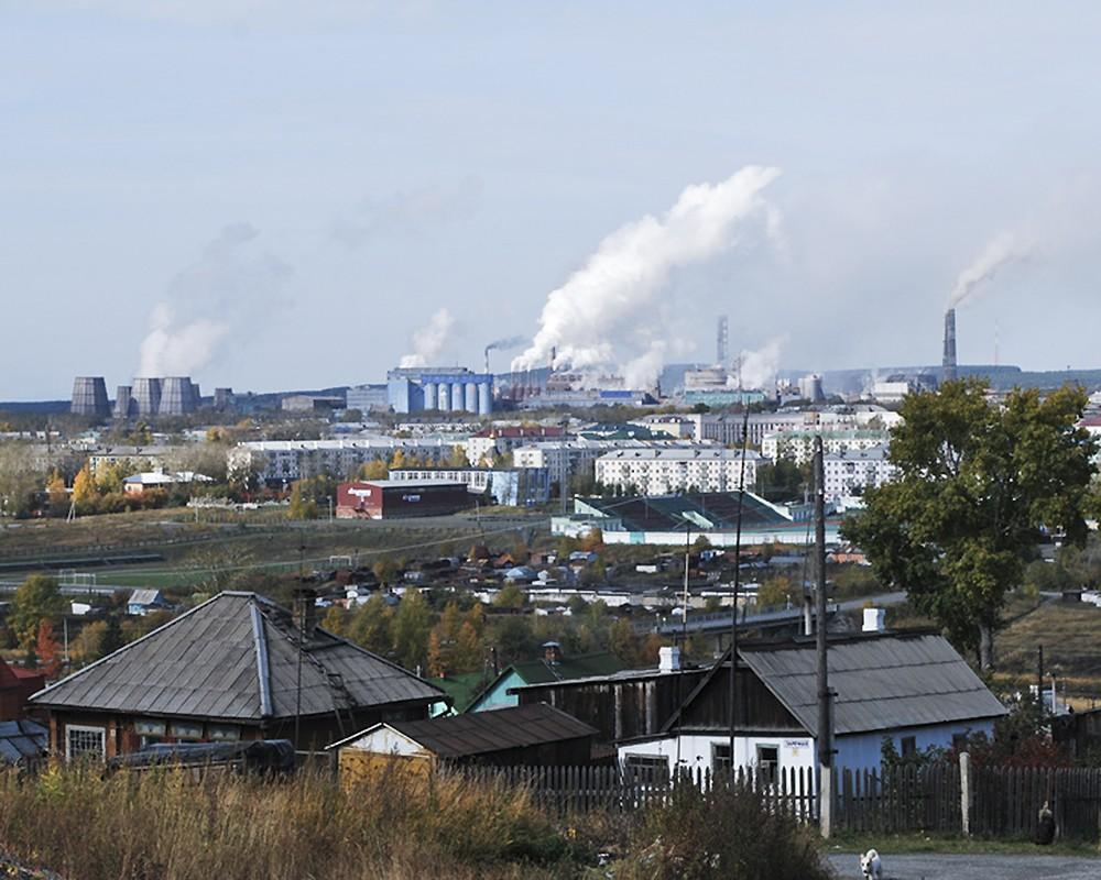 Богословский алюминиевый завод в Краснотурьинске
