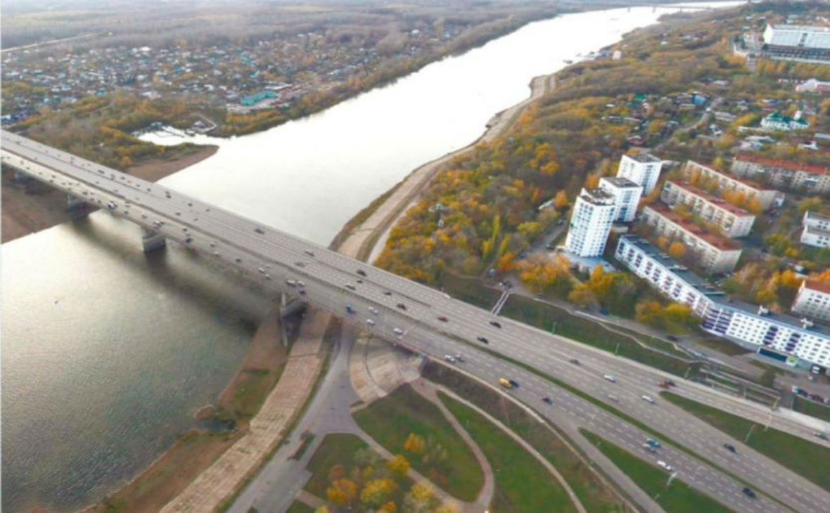 Так будет выглядеть Бельский мост после полной реконструкции