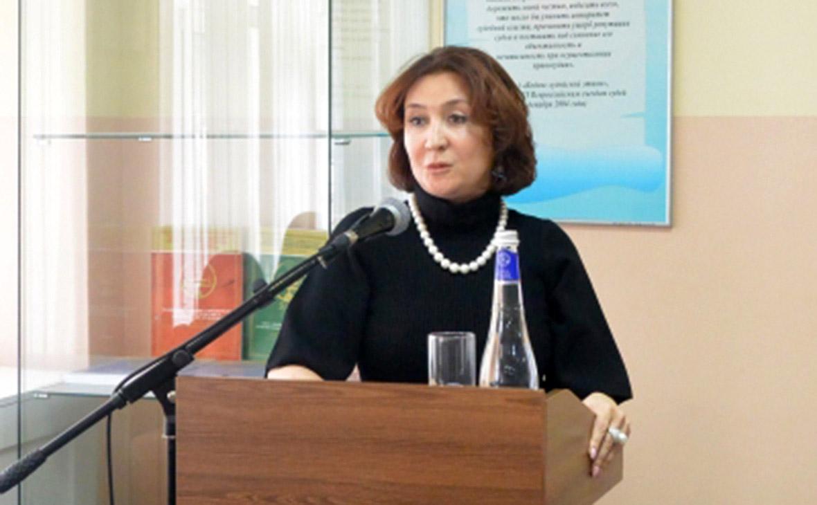 Фото:Елена Хахалева (Фото: Российский государственный университет правосудия)