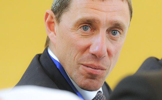 Инвестор Владимир Коган
