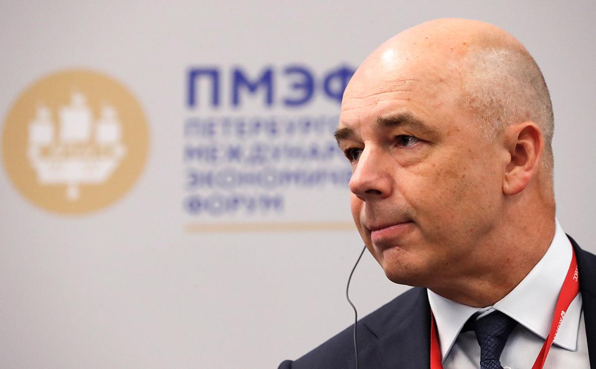 Силуанов не увидел смысла в стабильности без роста доходов жителей