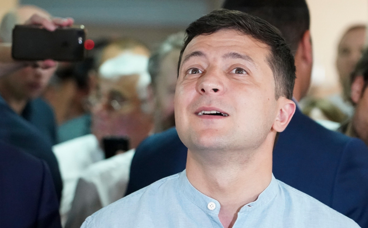 Зеленский составил портрет будущего украинского премьера