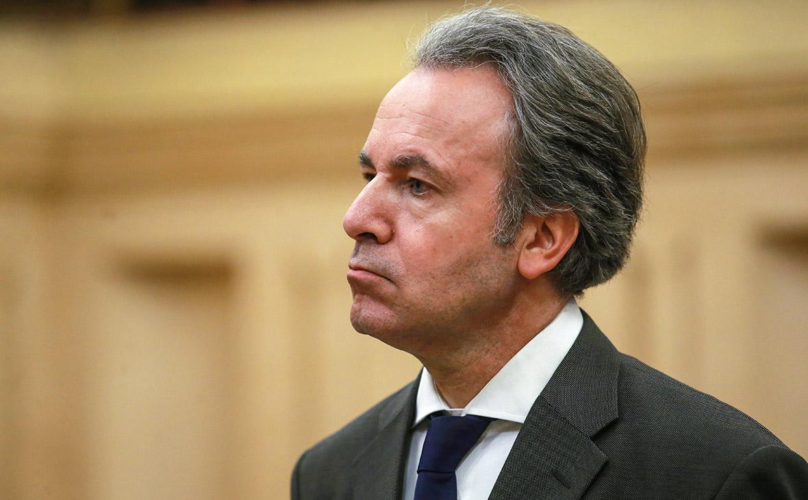 Андреас Фриганас