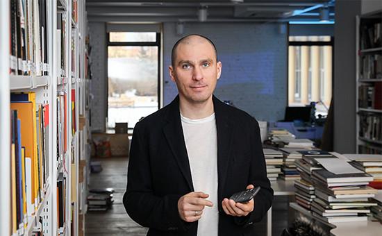 Генеральный директор Yota Devices  Владислав Мартынов