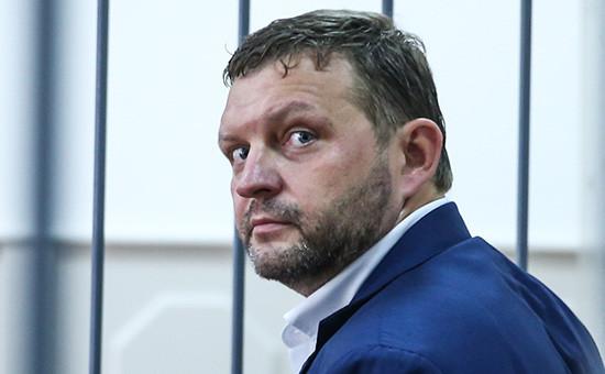 Губернатор Кировской области Никита Белых