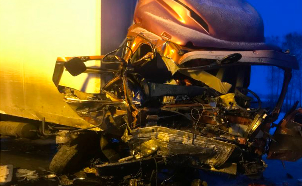 В ДТП в Тамбовской области погибли пять человек