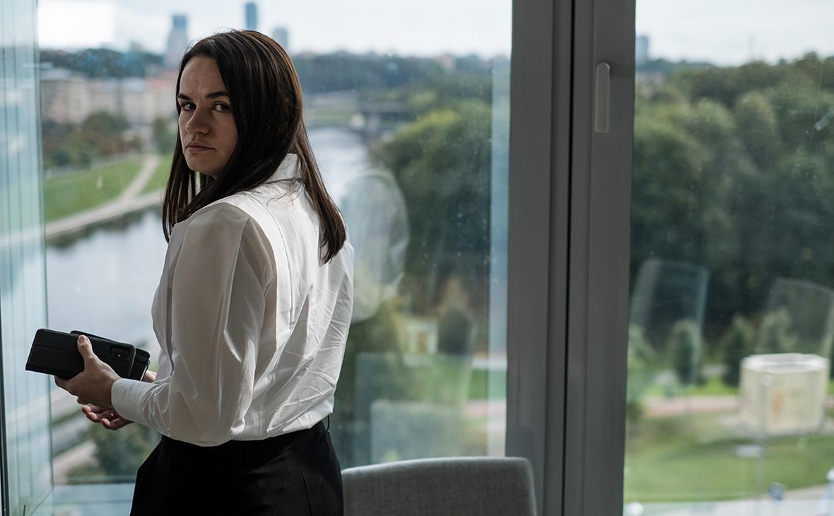 Тихановская допустила обновление президиума совета белорусской оппозиции