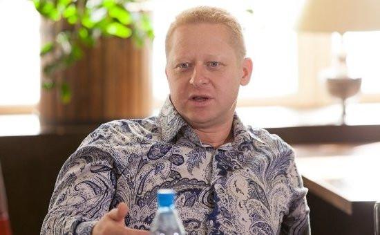 Николай Митчин, совладелец и один из основателей «Василеостровской пивоварни»