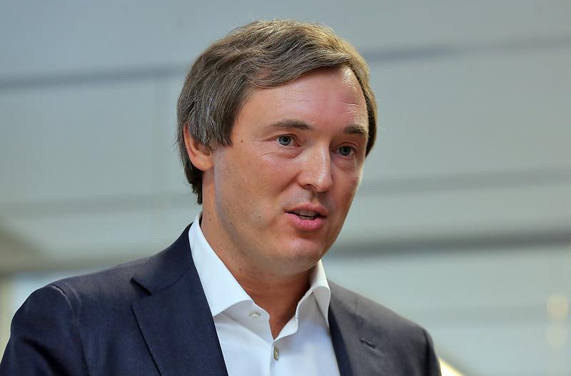 Генеральный директор ПАО «Группа ЛСР» Андрей Молчанов