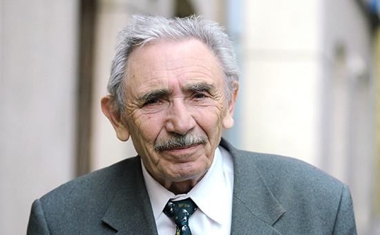 Борис Моисеевич Ходорковский—отец Михаила Ходорковского