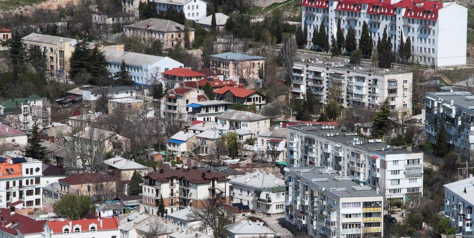 Жилые дома в Крыму