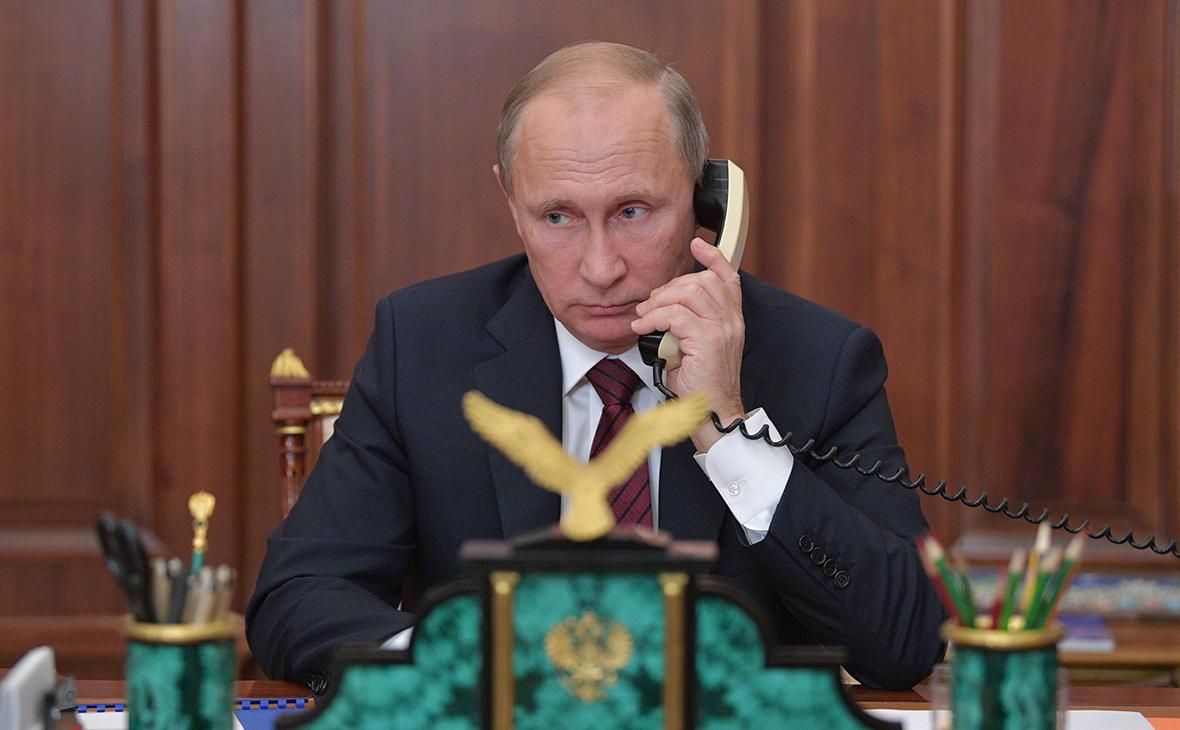 Путин и Трамп по телефону обсудили коронавирус и цены на нефть