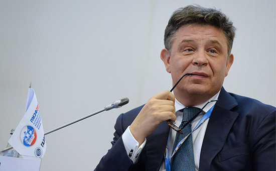 Бывший главный исполнительный директор Дойче Банка Павел Теплухин