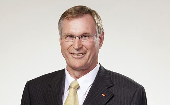Вице-президент бундестага Йоханнес Зингхаммер