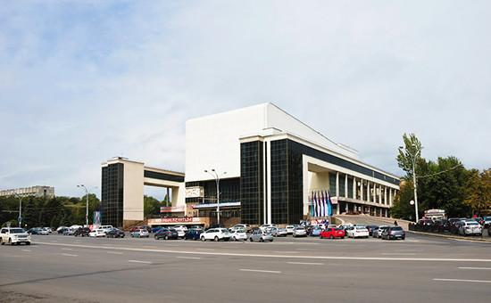 Здание Ростовского академического театра драмы имени Максима Горького