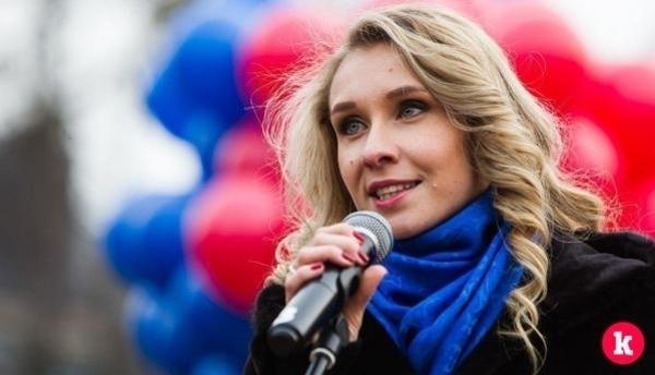 Врио вице-премьера Наталья Ищенко.