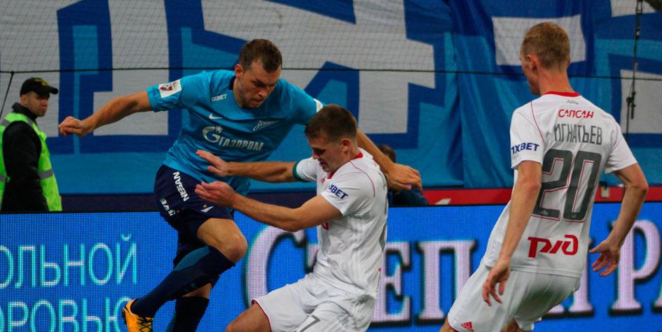 Переход Дзюбы в «Локомотив» сорвался вопреки его желанию