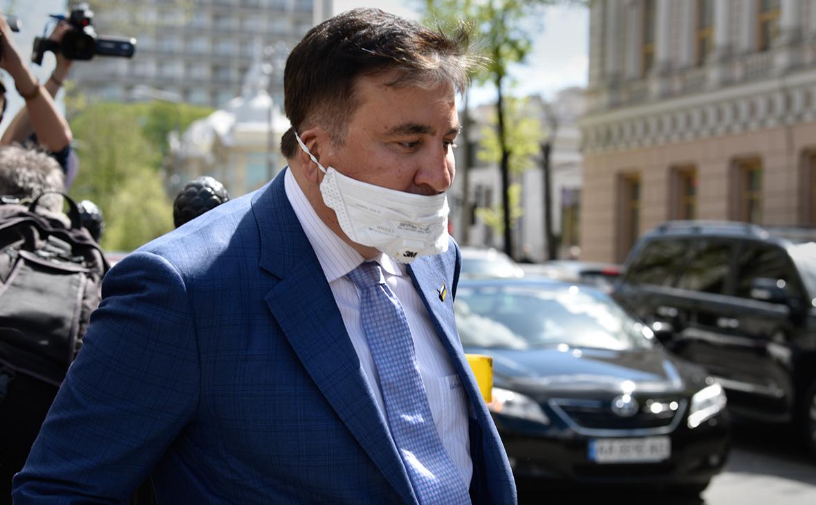Грузия отозвала посла на Украине из-за назначения Саакашвили