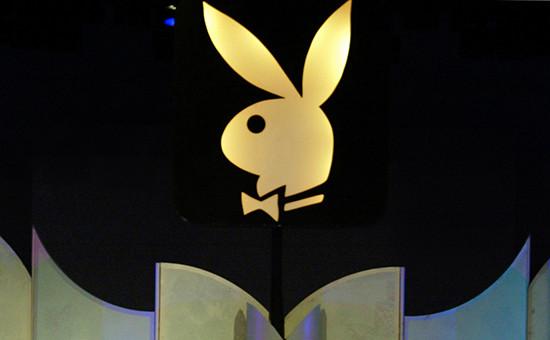 Логотипмужского журнала Playboy