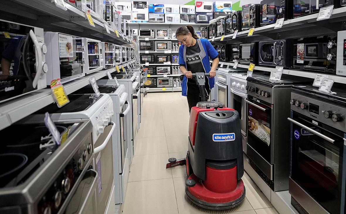 Производители предупредили о рисках нехватки бытовой техники из-за вируса