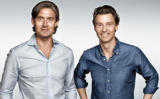 В 2010 году Филип Энгельберт (слева) и Йонас Нордландер смогли привлечь $10 млн только в обмен на контрольный пакет акций Avito