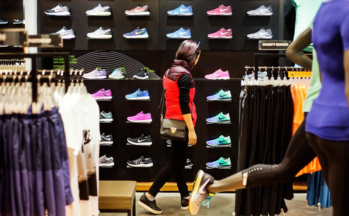 Nike lần đầu tiên tiết lộ thị phần tại Nga trong tổng doanh số bán hàng