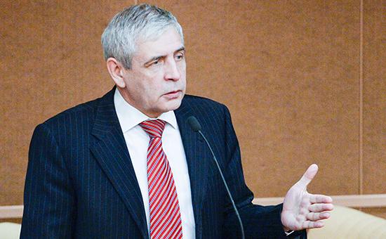 Замминистра финансов Сергей Шаталов