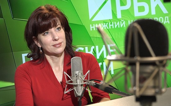 Оксана Дектерёва