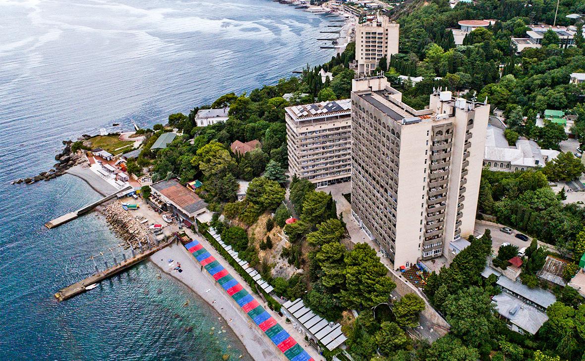 Под санкции США по Украине попали санатории в Крыму и министерство ЛНР