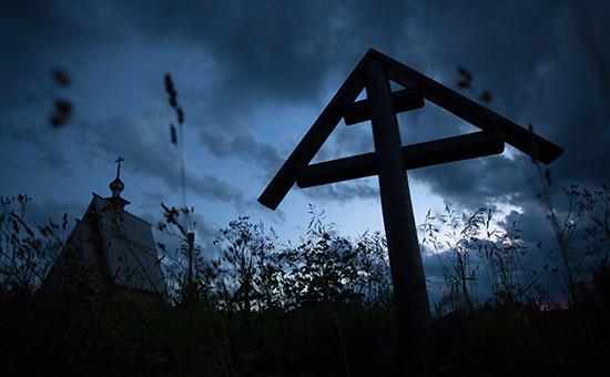 Город Плёс является одним из лидеров по уровню смертности