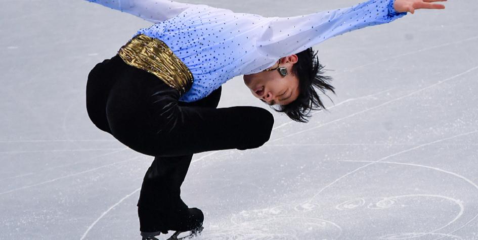 Фигурист Юдзуру Ханю стал двукратным олимпийским чемпионом