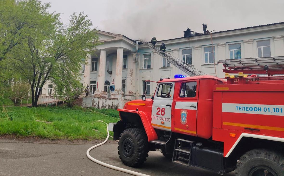 Фото: ГУ МЧС по Приморскому краю