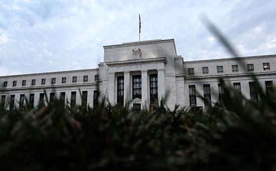 Здание ФРС США вВашингтоне