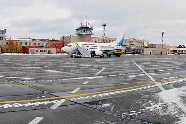 Фото: сайт аэропорта Новый Уренгой
