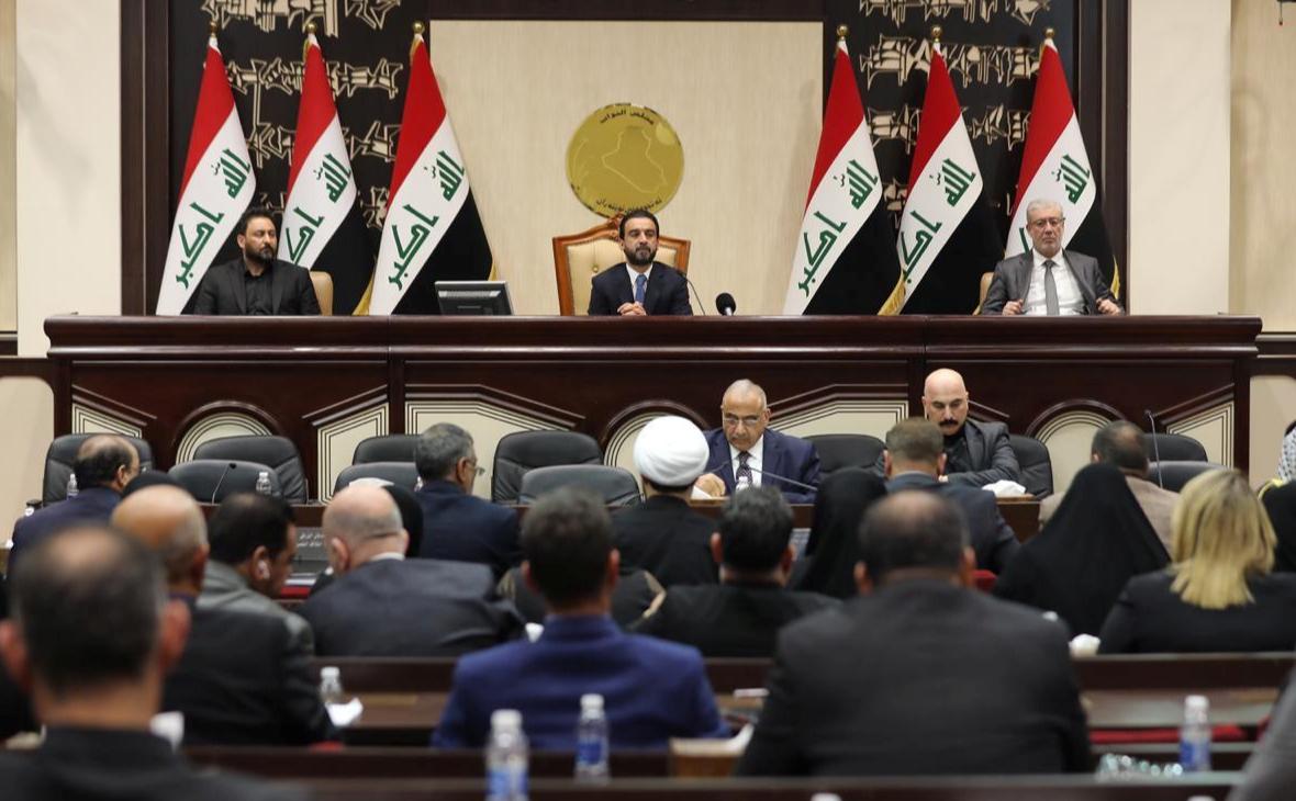 Парламент Ирака потребовал вывода войск США после убийства Сулеймани