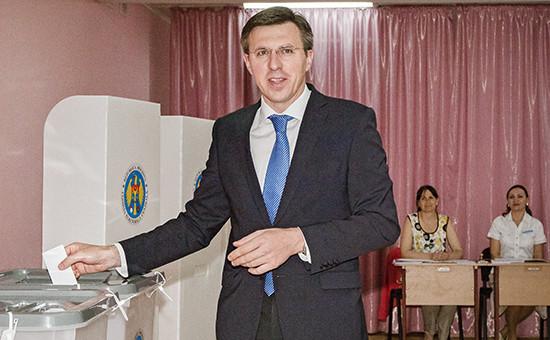 Кандидат от Либеральной партии ДоринКиртоакэ